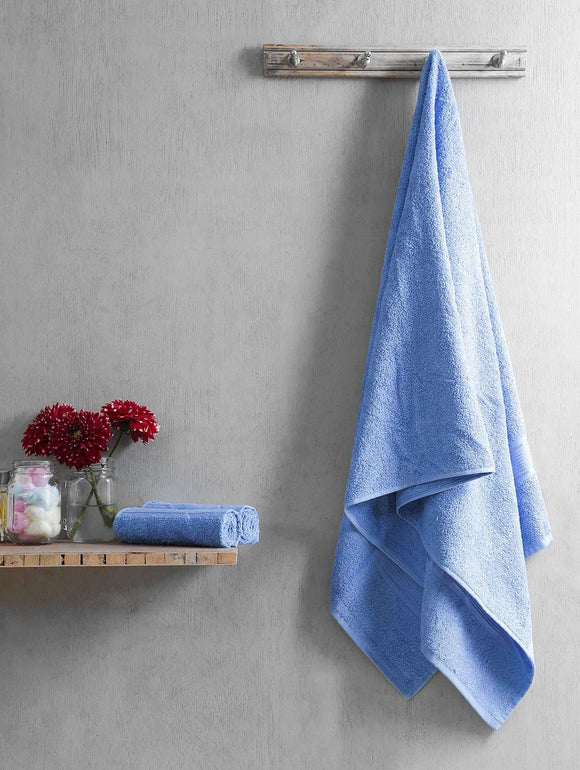 Turkish Bath Carolina Bath and Hand Towel Set - SWHF