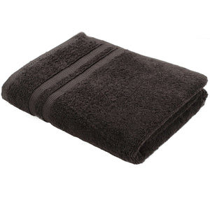 Turkish Bath Walso MS Bath Towel : Black - SWHF