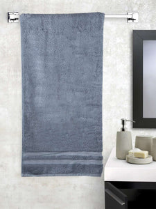 Turkish Bath Premium Cotton 500 GSM Mira Balla Bath Towel : Blue - SWHF