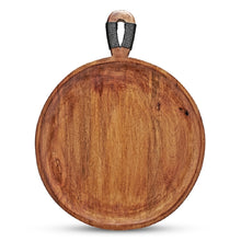 Load image into Gallery viewer, SWHF Pure Mango Wooden Cheese,Pizza Serving Plate, 20 x 16 Inches - SWHF