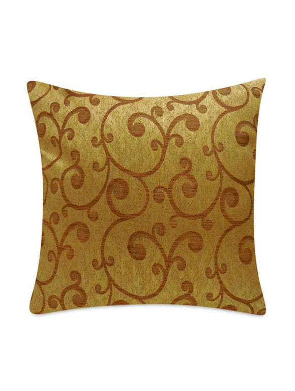 SWHF Cushion Cover: Red Paisley - SWHF