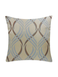 SWHF Cushion Cover: Spiral Wave Blue - SWHF