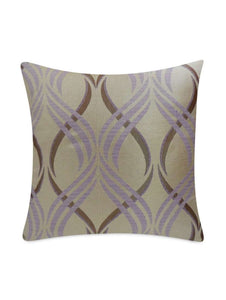 SWHF Cushion Cover: Spiral Wave Purple - SWHF