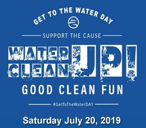 New National Holiday.....Get To The Water DAY!  Good clean fun!