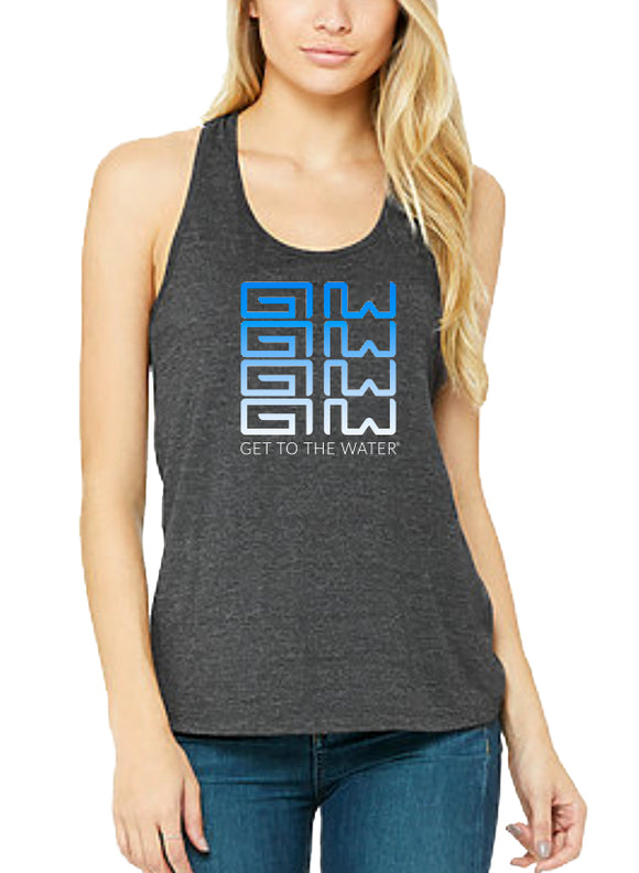 Racerback Tank - Get To The Water