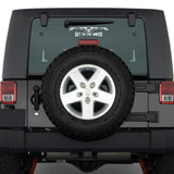 Winning Swimmer decal on vehicle - Get To The Water®
