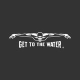 Winning Swimmer decal - Get To The Water®