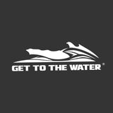 PWC decal - Get To The Water®