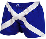 Boxer Shorts Saltire Blue