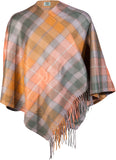 Ladies Cashmere Cape in Buchanan Antique Tartan