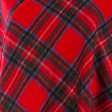 Ladies Cashmere Cape in Royal Stewart Tartan