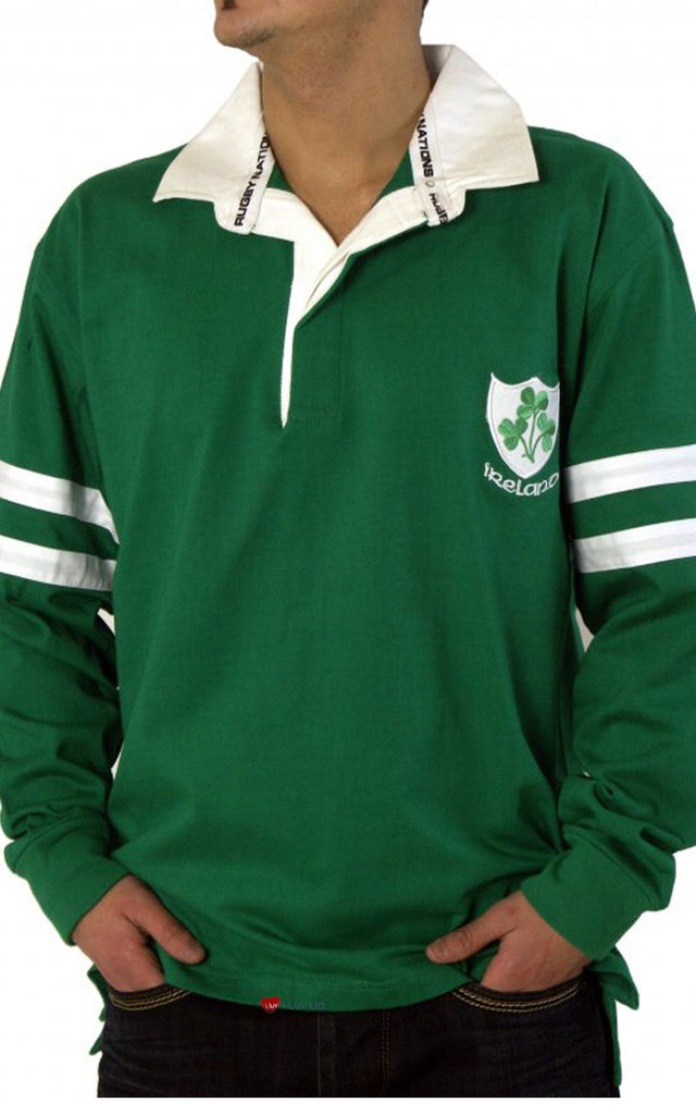 Rugby Shirt Ireland Two Stripe