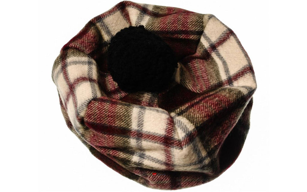 Lambswool Tammy Hat in MacDuff Dress Tartan