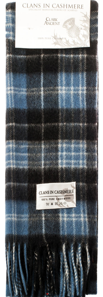 Cashmere Clan Scarf Clark Ancient