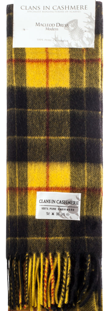 Cashmere Clan Scarf MacLeod Dress Modern