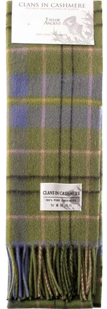 Cashmere Clan Scarf Taylor Ancient