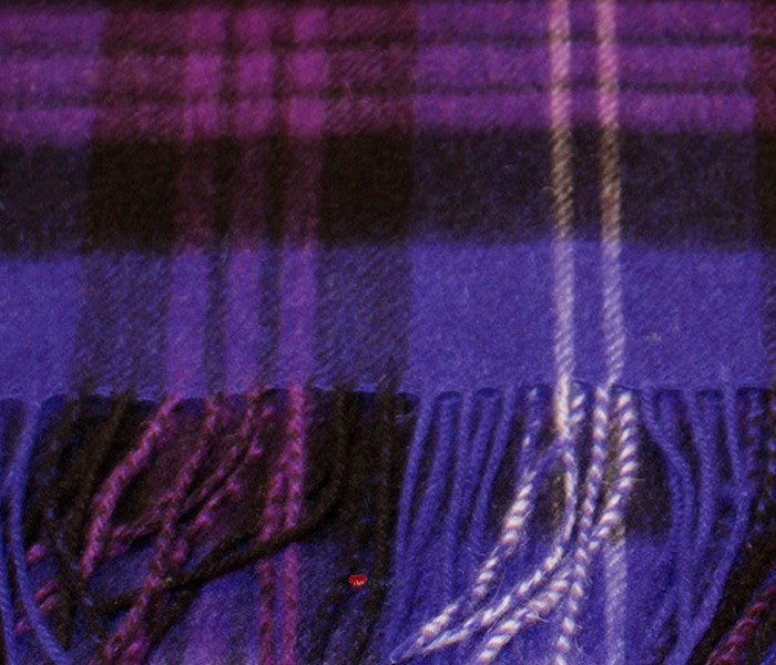 Edinburgh Cashmere Scarf in Heritage of Scotland Tartan BL