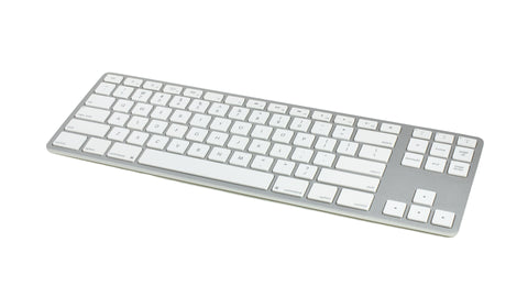 iOStoday - Wireless Aluminum Tenkeyless Keyboard
