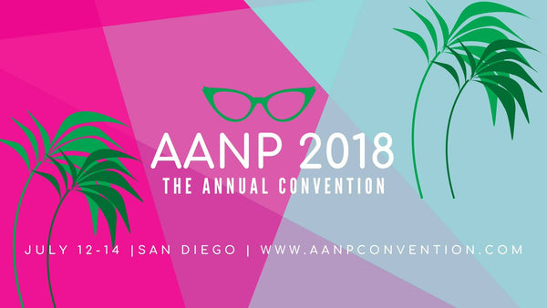 Forza Vitale will be at the 2018 AANP Conference in San Diego
