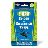 BioCare<sup>®</sup> Spider and Silverfish Trap
