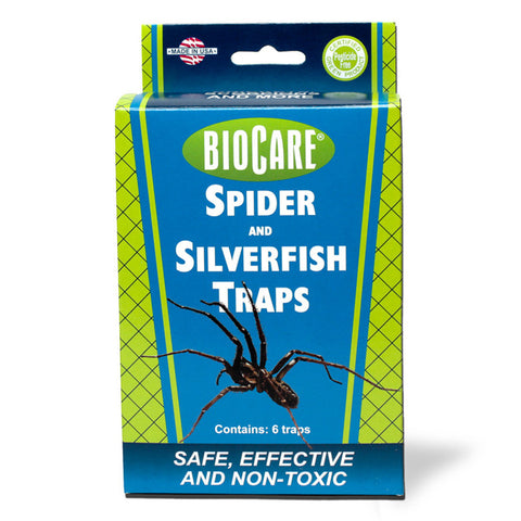 BioCare<sup>&reg;</sup> Spider and Silverfish Trap