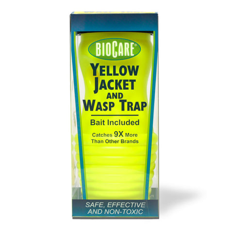 BioCare<sup>®</sup> Yellowjacket and Wasp Trap