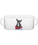 Mug Mine's a French Bulldog - The Dog Demands, [product_dog accessories]