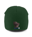 Pull-On Beanie Mine's a Lab - The Dog Demands, [product_dog accessories]