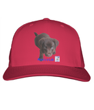 Snapback Trucker Cap Mine's a Lab - The Dog Demands, [product_dog accessories]