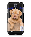 Samsung Galaxy S4 Full Wrap Case Mine's a Dog de Bordeaux - The Dog Demands, [product_dog accessories]