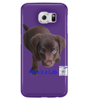 Samsung Galaxy S6 Full Wrap Case Mine's a Lab - The Dog Demands, [product_dog accessories]