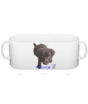 Mug Mine's a Lab - The Dog Demands, [product_dog accessories]