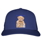 Snapback Trucker Cap Mine's a Dog de Bordeaux - The Dog Demands, [product_dog accessories]