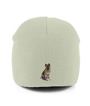 Pull-On Beanie Mine's a German Shepherd - The Dog Demands, [product_dog accessories]