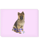 Landscape Canvas Mine's a German Shepherd - The Dog Demands, [product_dog accessories]