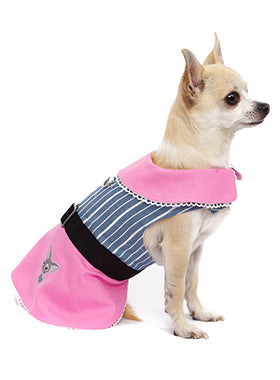 Little Lily Harness Dress & Lead - The Dog Demands, [product_dog accessories]