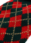 Red & Dark Green Argyle Sweater - The Dog Demands, [product_dog accessories]