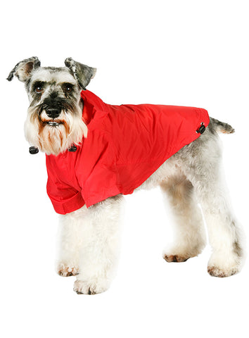 Explorer Windbreaker Sport Jacket – Red - The Dog Demands, [product_dog accessories]