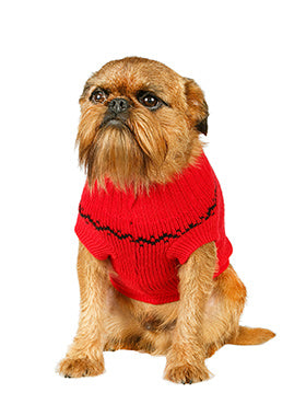 Rudolph's Red Sweater - The Dog Demands, [product_dog accessories]