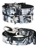 Urban Camouflage Collar & Lead Set - The Dog Demands, [product_dog accessories]