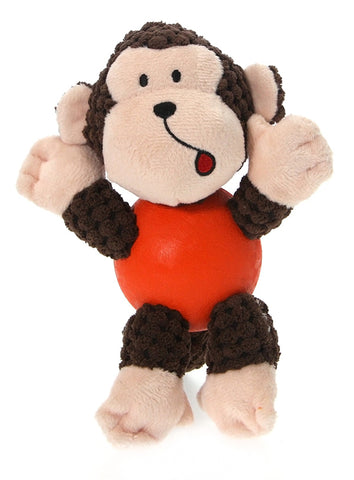 Cheeky Monkey Ball Toy - The Dog Demands, [product_dog accessories]