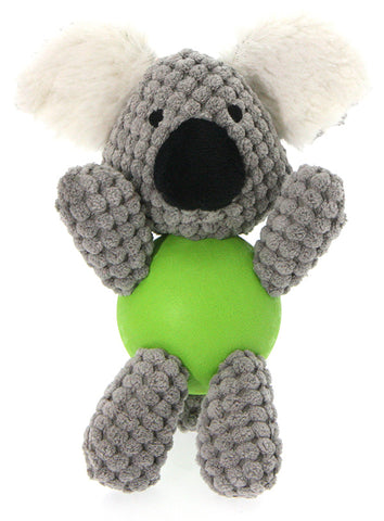 Koala Bear Ball Toy - The Dog Demands, [product_dog accessories]