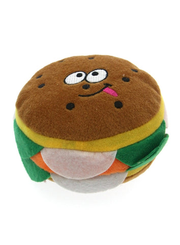 The Big Burger Toy - The Dog Demands, [product_dog accessories]