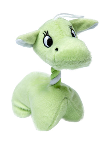 Tiny Pony Toy - Green - The Dog Demands, [product_dog accessories]