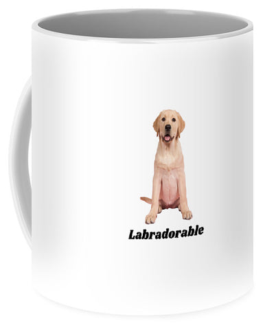 Labradorable - Mug