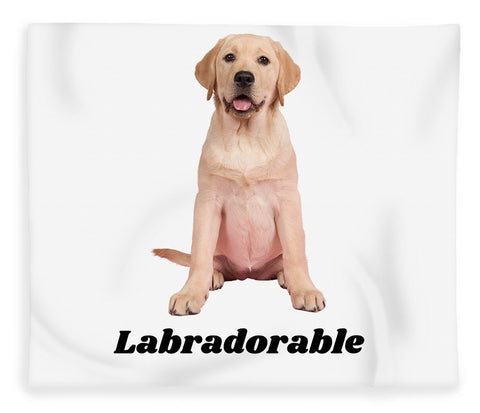 Labradorable - Blanket