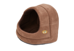 Gor Pets Bruges Hooded Bed Brown - The Dog Demands, [product_dog accessories]