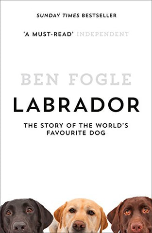 Labrador: The Story of the World's Favourite Dog - The Dog Demands, [product_dog accessories]