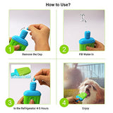 LaRoo Dog Toy, Dog Chew Toy Ice Lolly Design Ice Bar Toy Dog Toy Ideal Cooling Toy in Summer for Dogs and Pets (Green) - The Dog Demands, [product_dog accessories]