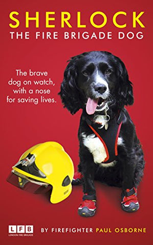 Sherlock: The Fire Brigade Dog - The Dog Demands, [product_dog accessories]